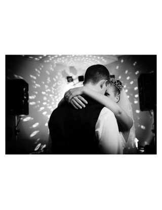 Първи сватбен танц?
