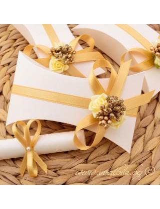 Сватбена покана Вероника